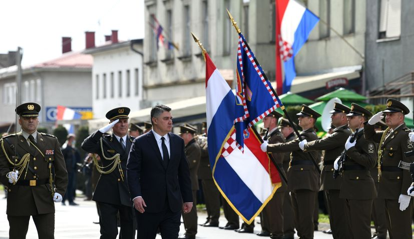 Croatia commemorates 26th anniversary of liberation of western Slavonia in Operation Flash