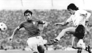 Italian football legend with Croatian roots Tarcisio Burgnich passes away