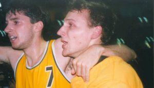 Toni Kukoč Naismith Memorial Basketball Hall of Fame