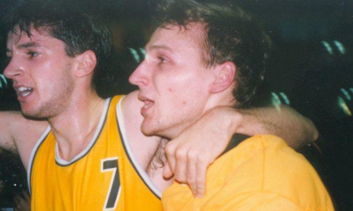 Toni Kukoč named to Naismith Memorial Basketball Hall of Fame