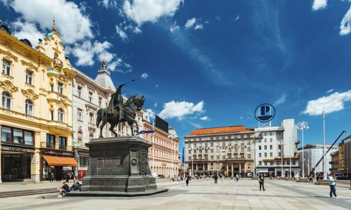 Zagreb City Day celebrated with concert and other events