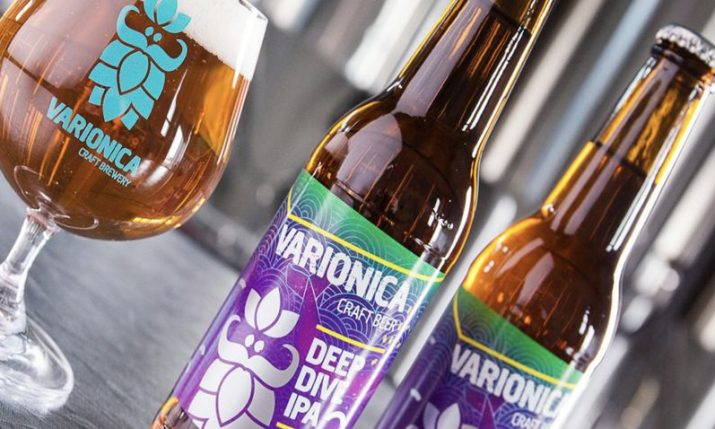 Croatia's Varionica wins four golds at Europe's most prestigious beer competition in London