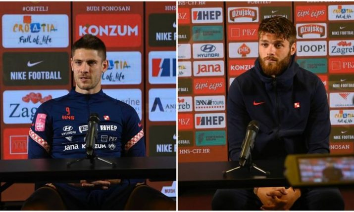 Croatia at Euro 2020: Kramarić and Ćaleta-Car talk motivation and Lovren injury