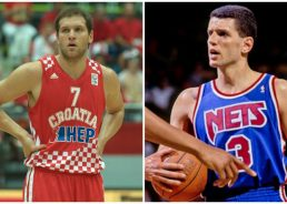 Bojan Bogdanović breaks Dražen Petrović's Croatian NBA record