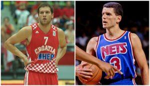 Bojan Bogdanović beats Drazen Petrovic to set Croatian NBA record