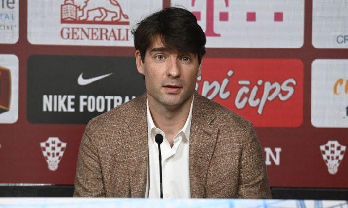 Vedran Ćorluka Croatia's new assistant coach:'I hope to be of help'