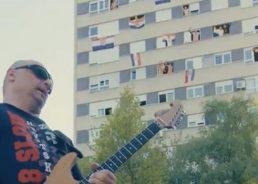 VIDEO: Croatian supporters' anthem for Euros by Zaprešić Boys feat. Opća Opasnost