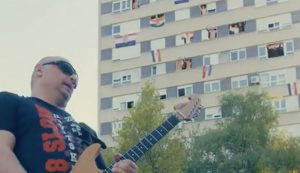 Check out the new Croatian supporters' anthem for EURO