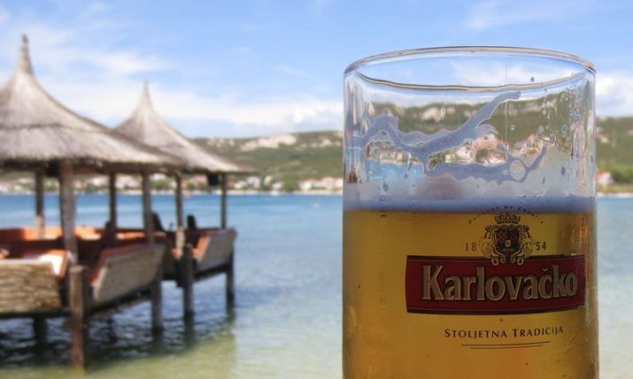 Croatia 9th biggest beer drinking nation in the world