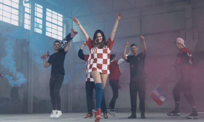 Croatia fan anthem 'crveno-bijelo-plava' for Euro 2020 premieres