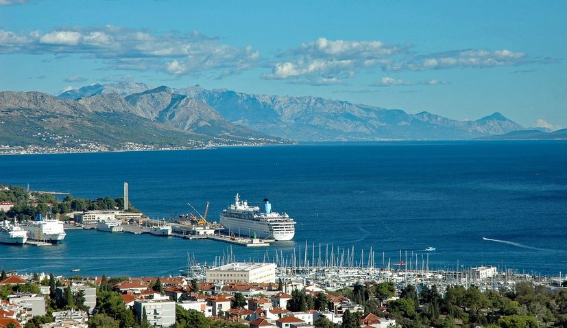 Croatiacan become a critical transport hub between Europe and the Middle East