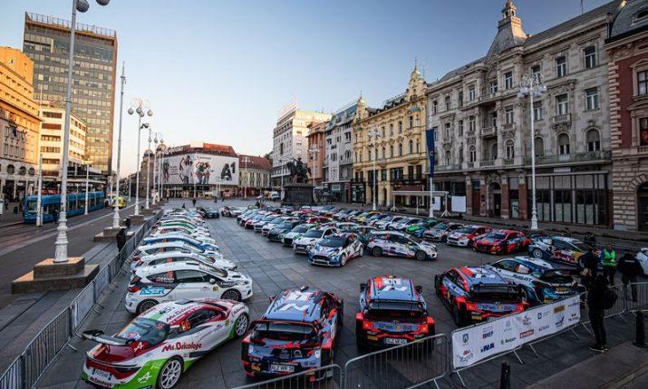 Croatia to host WRC spectacle again
