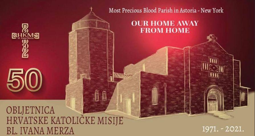 Croatians in New York: Catholics celebrate 50th anniversary of