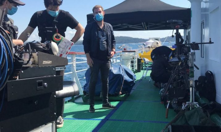 Filming in Croatia: Dutch-Belgian-Croatian co-production 'Crossing' begins shooting in Pula