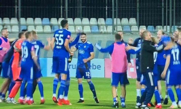 Dinamo Zagreb wins Croatian league title for 22nd time
