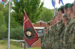 "30th anniversary of 2nd Guards Brigade ""Gromovi"" formation held in Petrinja"