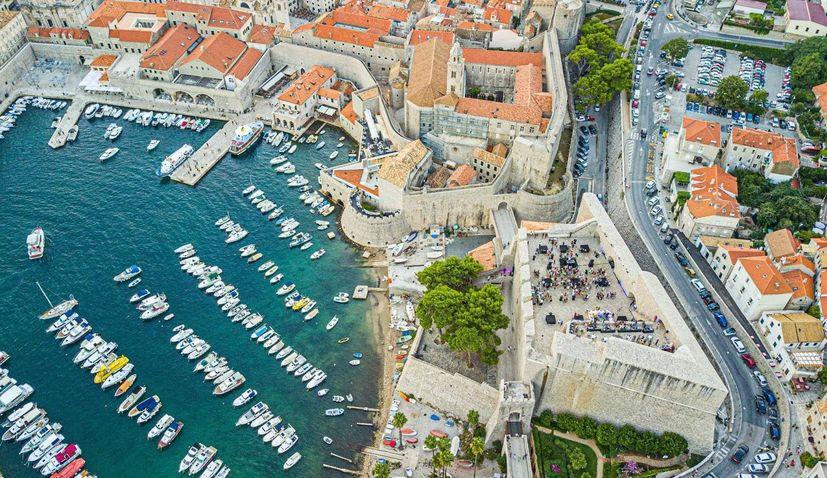 Solardo present HIGHER Dubrovnik:
