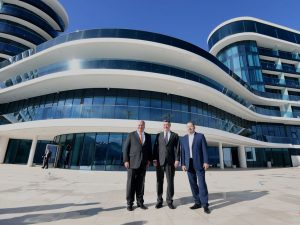the new 105 million euro Hilton Rijeka Costabella Resort & SPA investment project has been completed