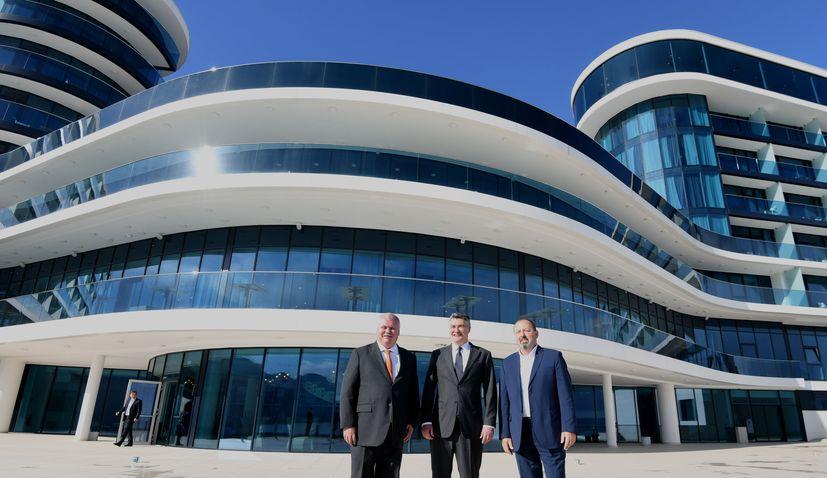 Hilton Rijeka Costabella Resort & SPA: €105 million investment project completed