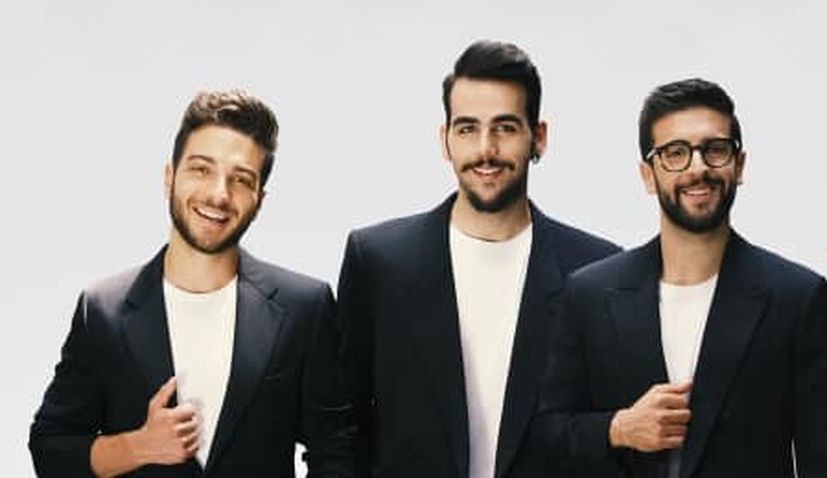 Il Volo to perform in Opatija this summer