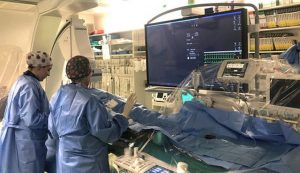Doctors at the Clinical Hospital Centre Rijeka (KBC Rijeka) have become the first in Croatia to close a ruptured heart on a patient without surgery.
