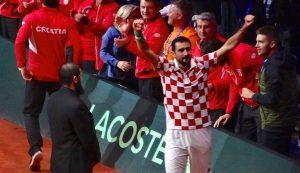 croatia Davis cup finals
