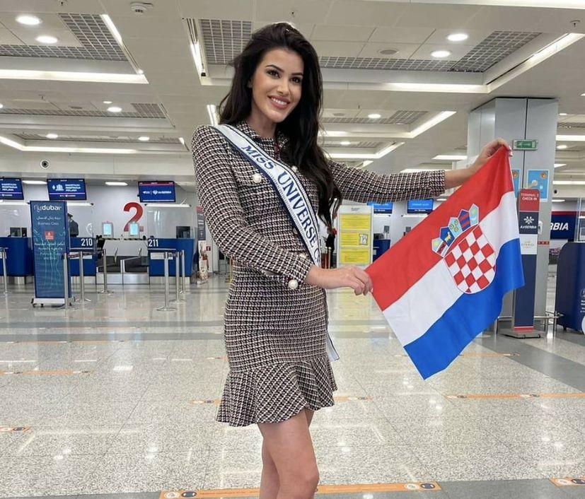 Mirna Naiia Marić miss universe croatia