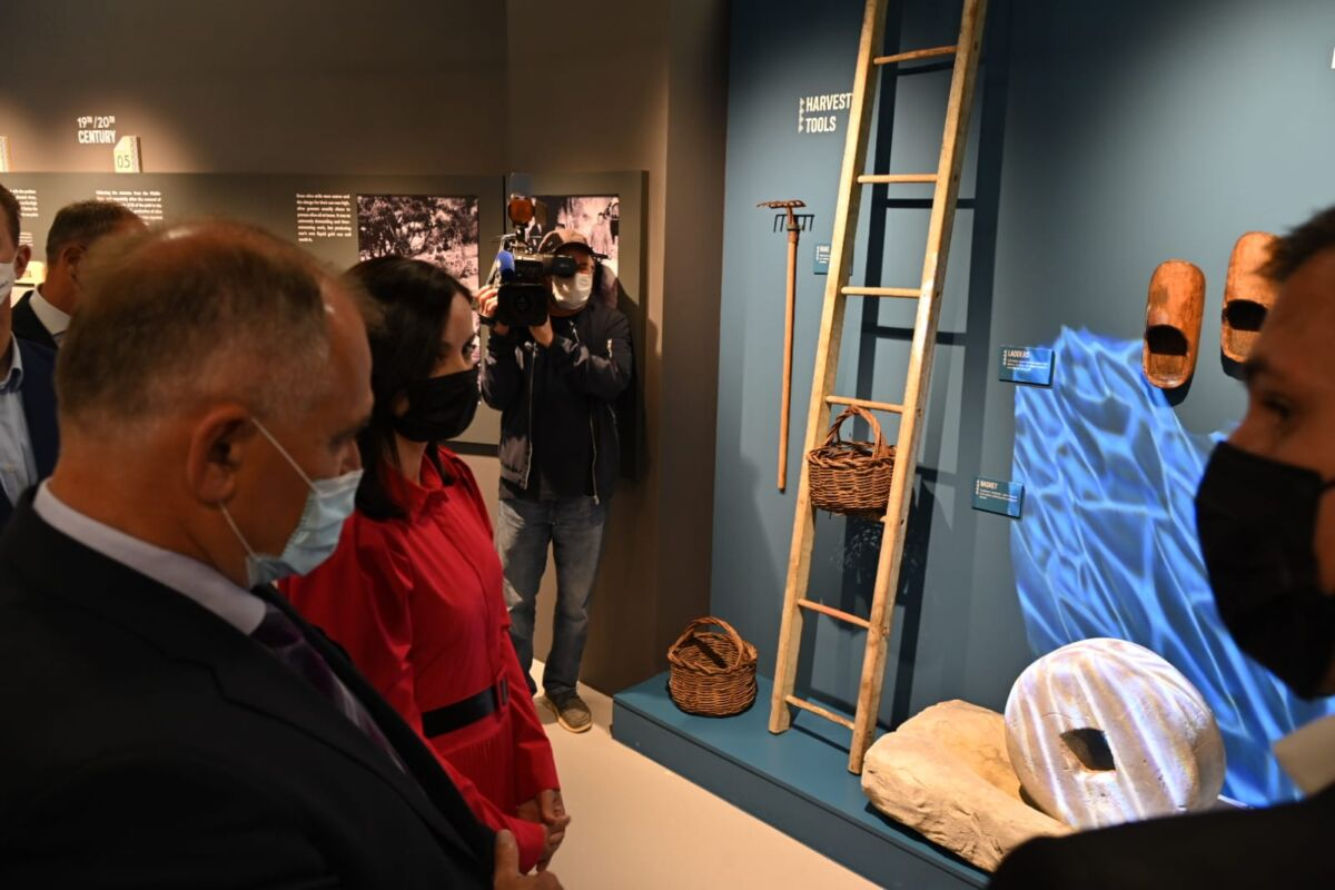 new Olive Museum in Klis opens