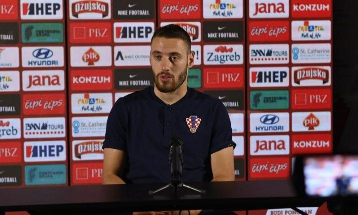 Euro 2020: Croatia against England will be a spectacle, says Nikola Vlašić