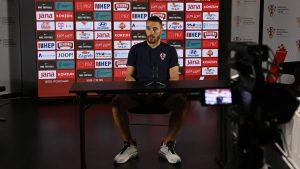 Croatia at Euro 2020: Match against England will be a spectacle, says Nikola Vlašić