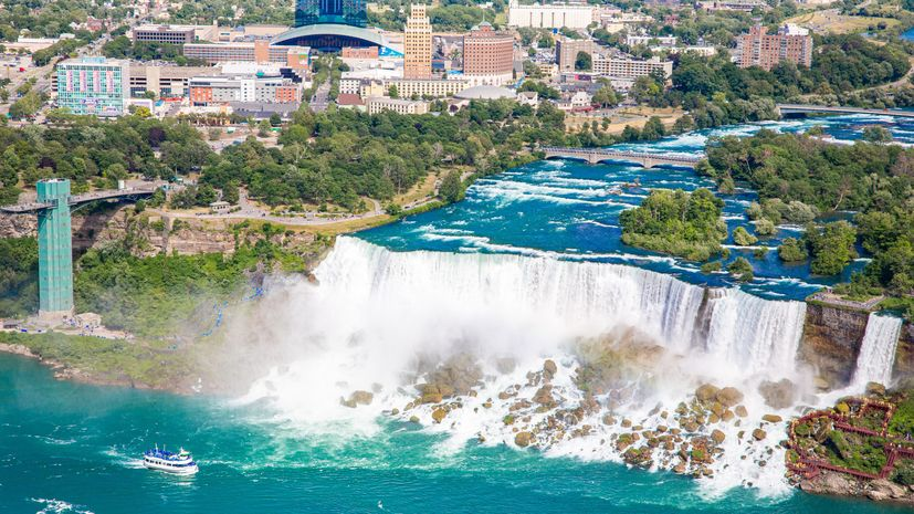 Niagara Falls to light up in Croatian colours on Saturday