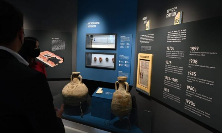 Olive Museum opens in Klis