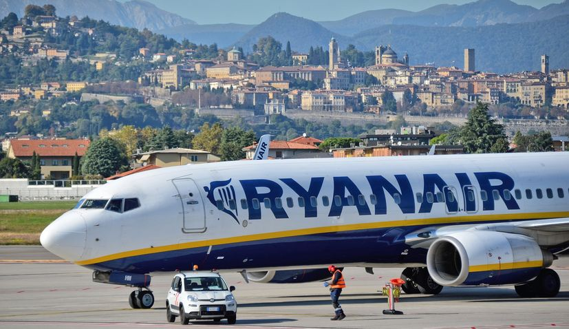 Ryanair announces two new routes to Zagreb