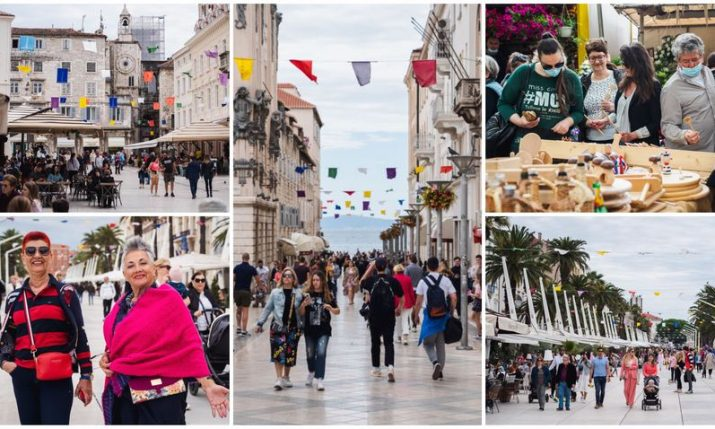 Split City Day and Feast of St. Domnius celebrated