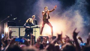 The Killers headlining Zagreb Inmusic