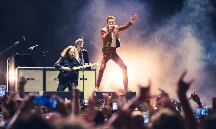 The Killers confirm they will headline Zagreb's INmusic festival