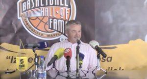 Toni Kukoc talks hall of fame