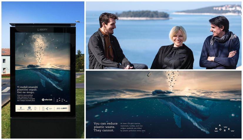 Croatian studio wins European Green Award for visual highlighting suffering of the marine world