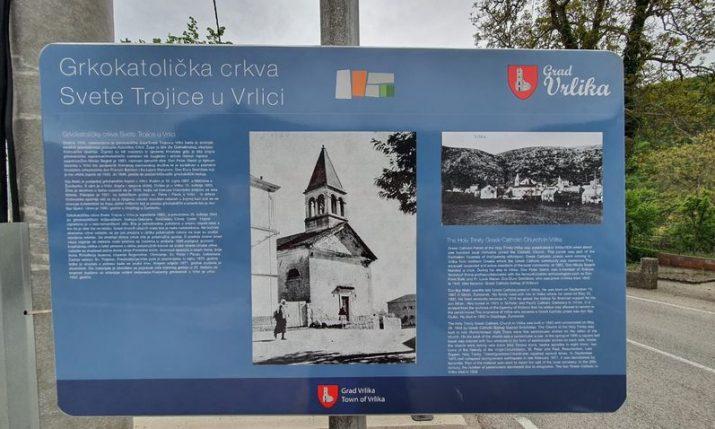 Greek Catholics return to Croatian town of Vrlika on May 29
