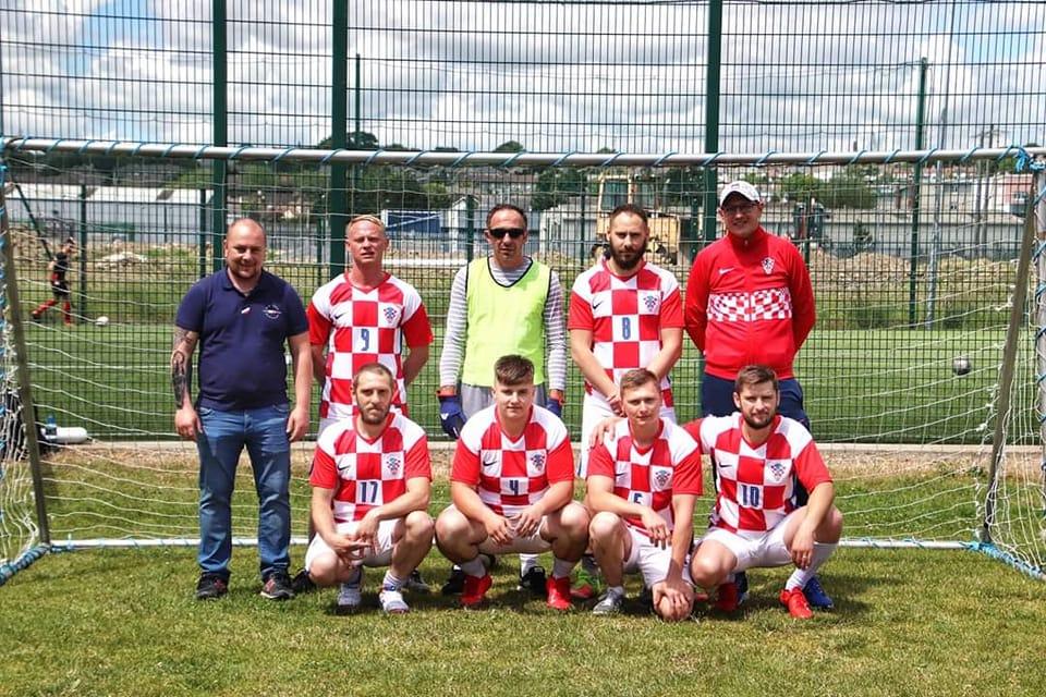 First Croatian football tournament in Ireland held
