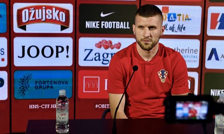 Euro 2020: Ante Rebić ready for England in any role