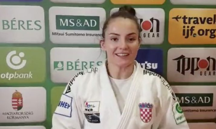 VIDEO: Croatia's Barbara Matić becomes world judo champion
