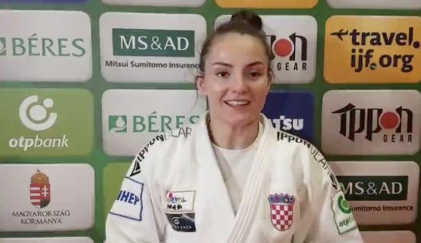 Croatia's Barbara Matić becomes world judo champion