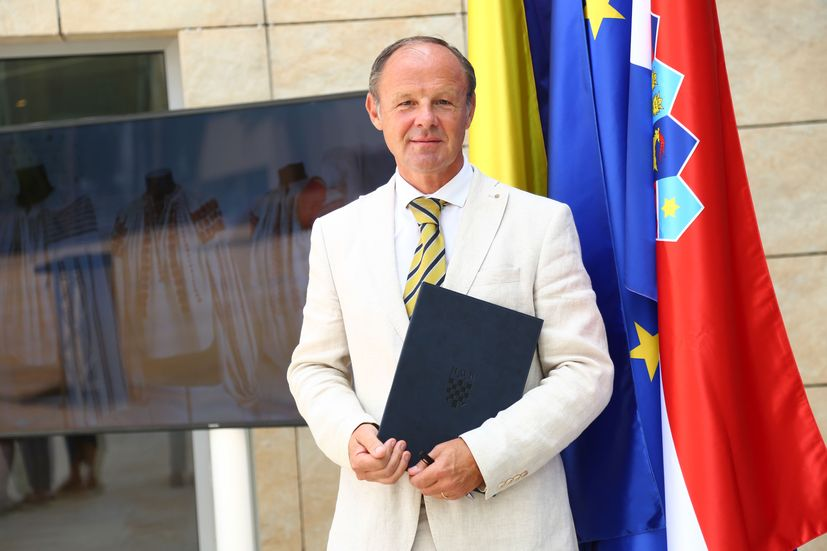 Romanian-Croatian bilateral gathering to strengthen economic and cultural cooperation
