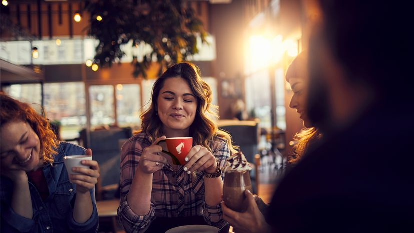 free coffee at cafes across croatia