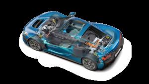 Nevera: Rimac unveils new Croatian electric hypercar