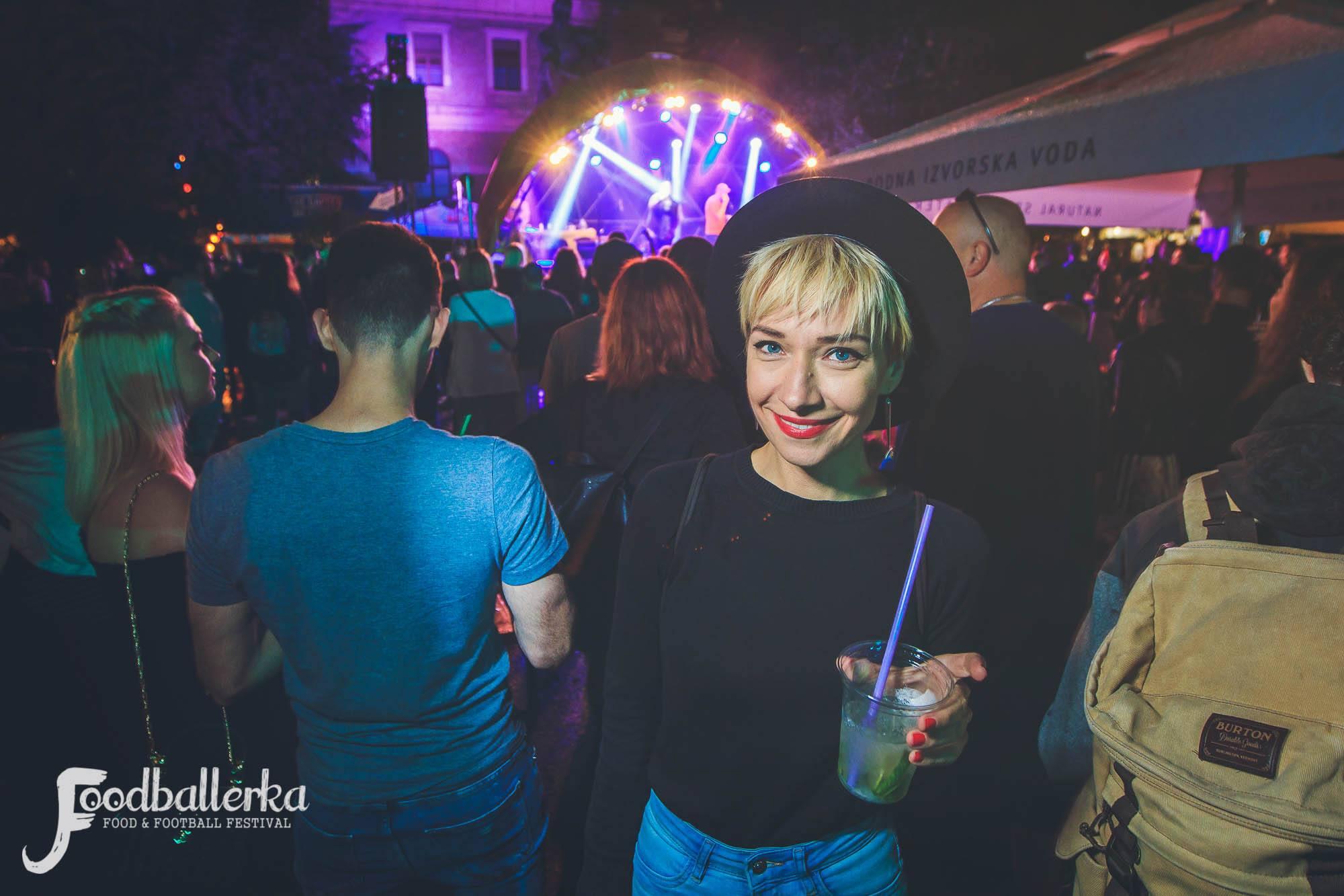 Foodballerka croatia festival zagreb
