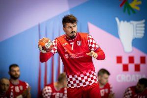 Croatia opens with victory at European Deaf Handball Championship