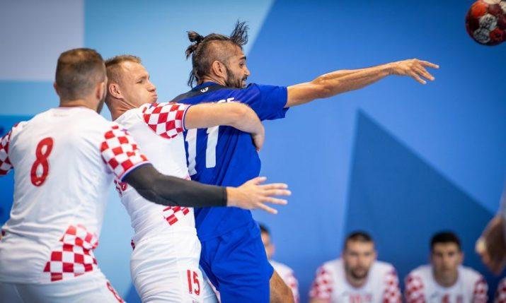 Croatia beats France at European Deaf Handball Championship