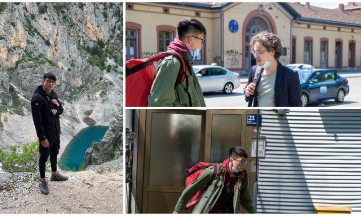 Meet rising Croatia born and raised Korean actorSeck Zeen Hong